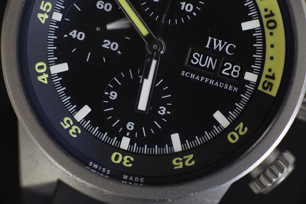 IWC Aquatimer Horloge