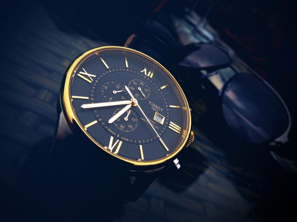 Tissot Horloge
